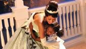 Conoce a Princess Tiana y Prince Naveen