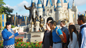 Visite Walt Disney: Marceline to Magic Kingdom