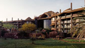 Disney's Animal Kingdom Lodge - Jambo House