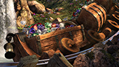 Seven Dwarfs Mine Train