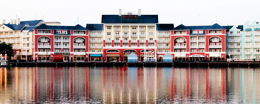 Disney's BoardWalk Villas