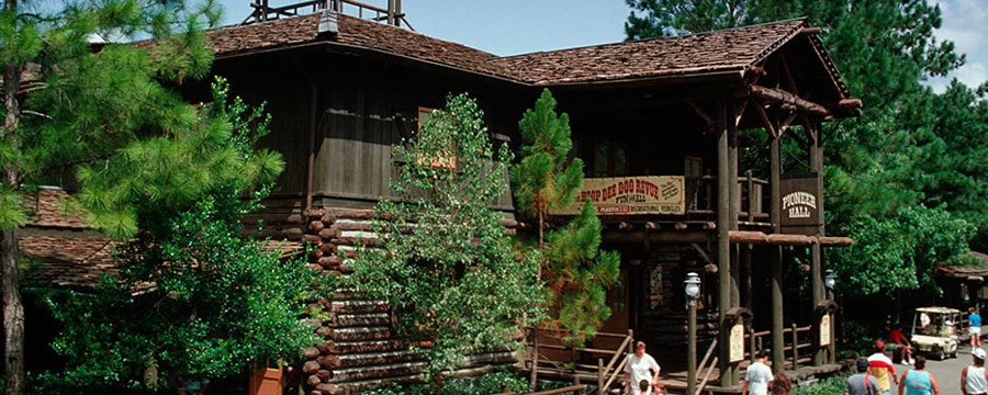Las Cabañas del Disney's Fort Wilderness Resort